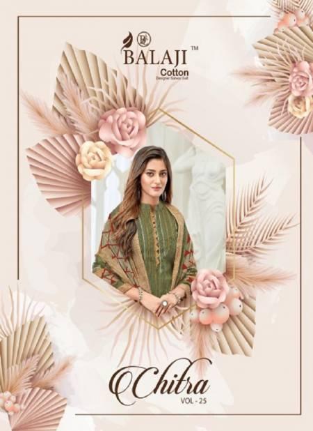 Balaji Chitra 25 Printed Cotton Designer Dress Material