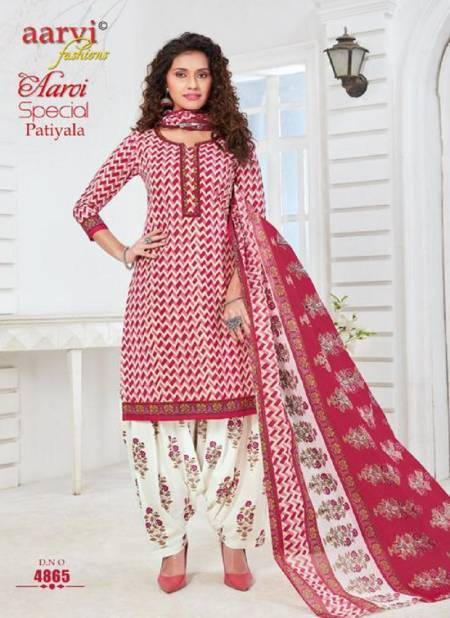 Aarvi Special Patiyala 13 Readymade Designer Pure Cotton Collection at Wholesale Price