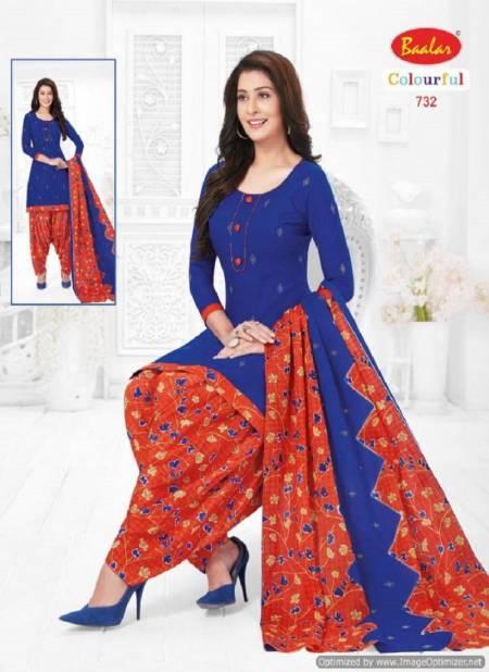 Baalar Colourful 7 Readymade Cotton Printed Designer Casual Dress Collection