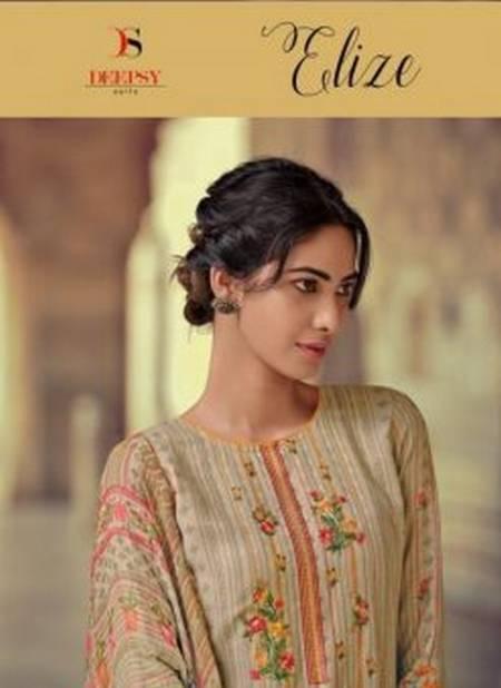 Deepsy Elize Pashmina Print Embroidery Work Winter Special Designer Pakistani Salwar Suit Collections