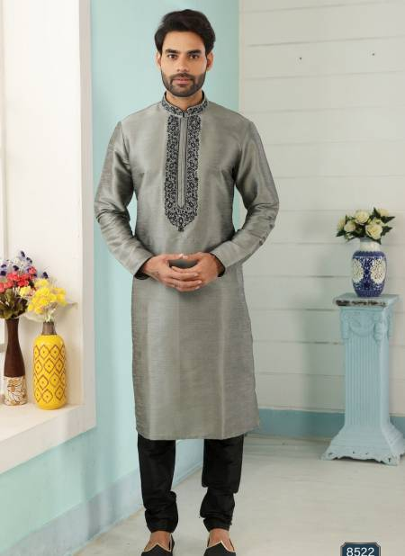 New Latest Designer Party And Function Wear Traditional Art Banarasi Silk Kurta Churidar Pajama Redymade Collection