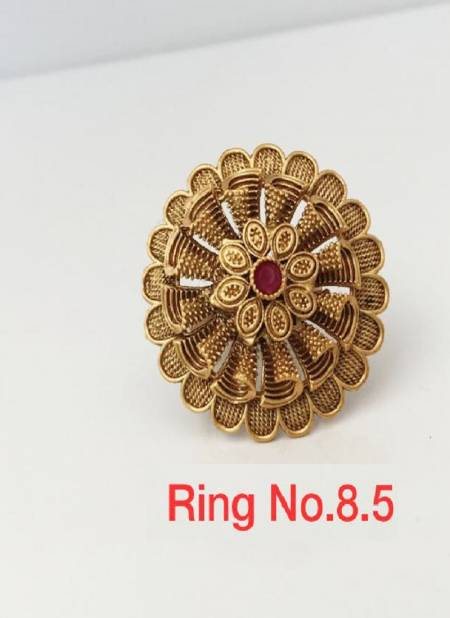 Latest Pretty Design Ring Collection For Women