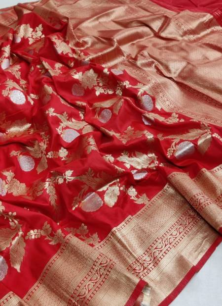 Festival Wear Non Cataog Soft Sik Weawing Saree Collections