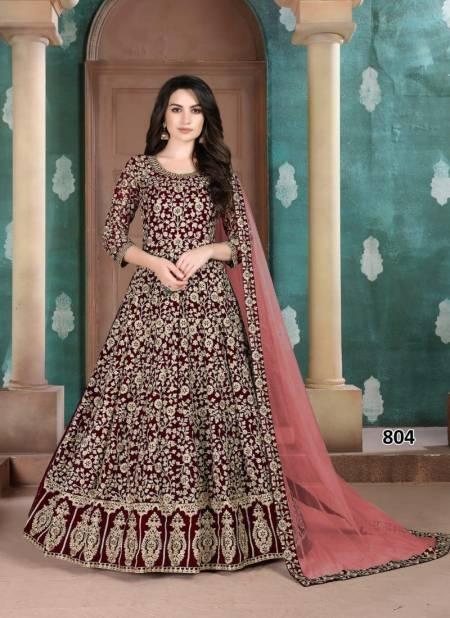 AANAYA vol-108 Faux Georgette Heavy Wedding and Designer Salwar Suit Collections