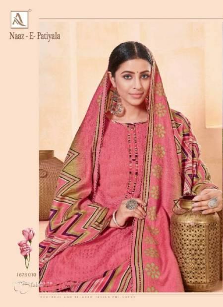 Alok Naaz E Patiyala 5 Latest Collection Of Daily Wear Pure Wool Pashmina Designer Dress Material