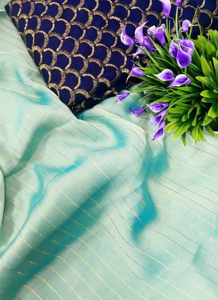 Anarika 2 Latest Fancy Designer Heavy Casual Wear Chiffon Printed Saree Collection