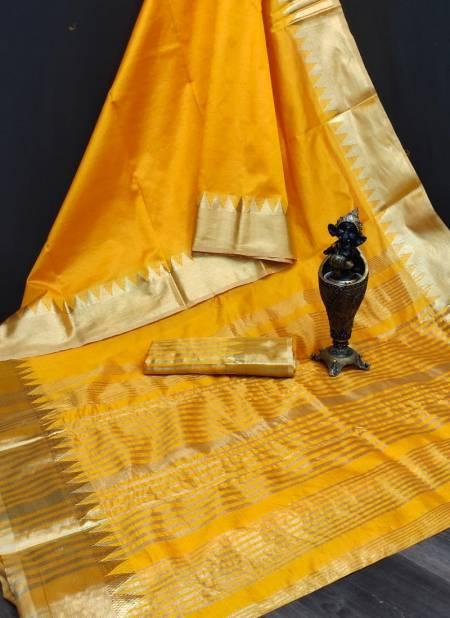 Asam Silk Vol 1 Exclusive Designer Casual Wear Silk Saree Collection