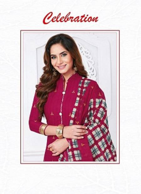 Baalar Celebration 13 Exclusive Printed Casual Wear Ready Made Cotton Patiyala Suit Collection