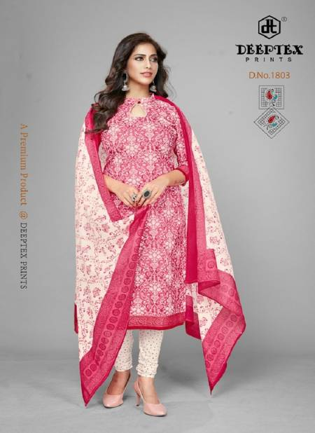Deeptex Chiefguest Vol 18 Latest Ethnic Wear Printed Cotton Material  Collection