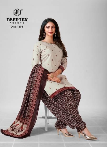 Deeptex Pichkari 18 Pure Cotton Printed Casual Wear Dress Material Collection