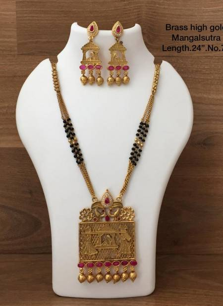 Designer Wedding Wear Fancy Pretty Exclusive Collection Of Mangalsutra