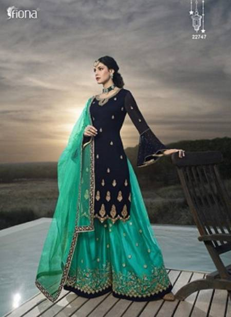 Fiona Noorie Nx Latest Heavy Designer Wedding Wear Heavy Worked Salwar Suits Collection