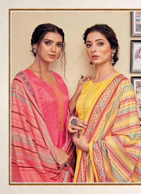Four Dots Avsar 3 Ethnic Wear Latest Fancy Designer Dress Material
