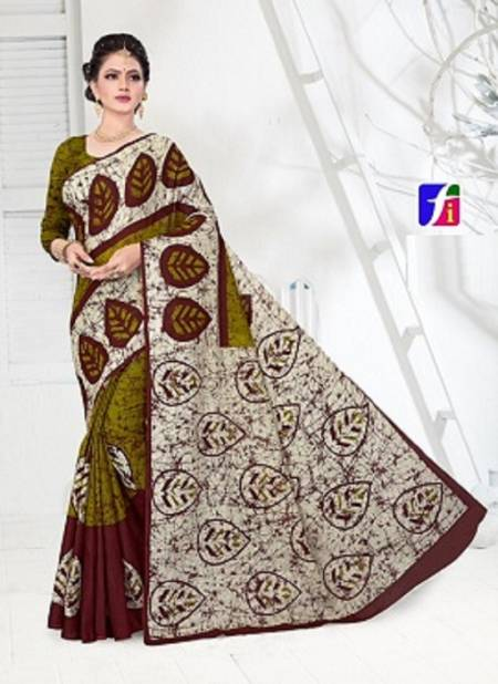 Ganesha Heena Sarees 1 Latest Fancy Designer Regular Wear Cotton Sarees Collection