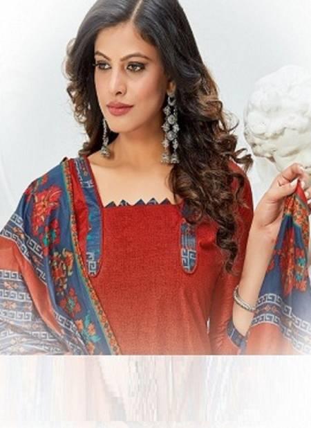 Ganesha Patiyala 26 latest fancy Regular Wear Pure Cotton Readymade Salwar Suit Collection