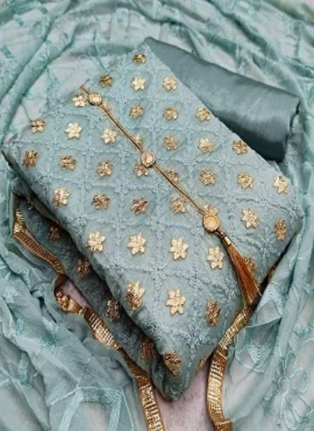 Goti Patti Special 2 Fancy Casual Wear Heavy Modal Gota Patti Work Dress Material Collection