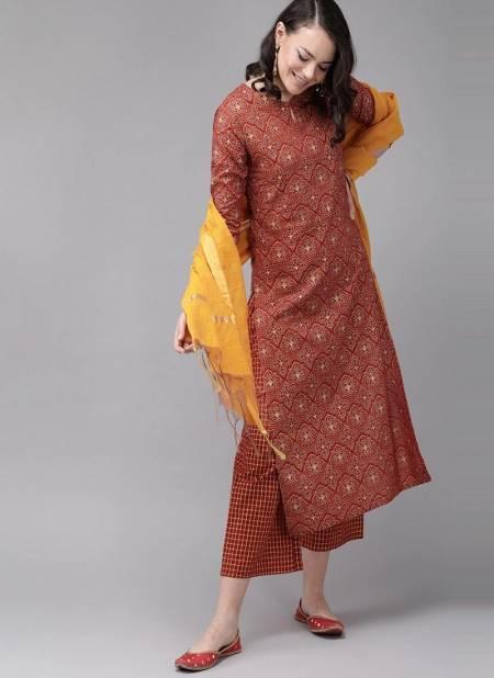 Indo Era Kurta Set 3 Lattest Designer Pure Cotton Readymade Collection