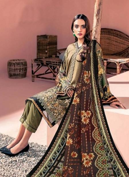 Iris 9 Latest Fancy Designer Casual Wear Cotton Karachi Dress Materials Collection