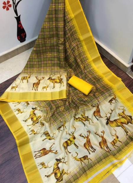 Janki Dp 565 Latest Casual Wear Festive Wear Printed Cotton Sarees Collection