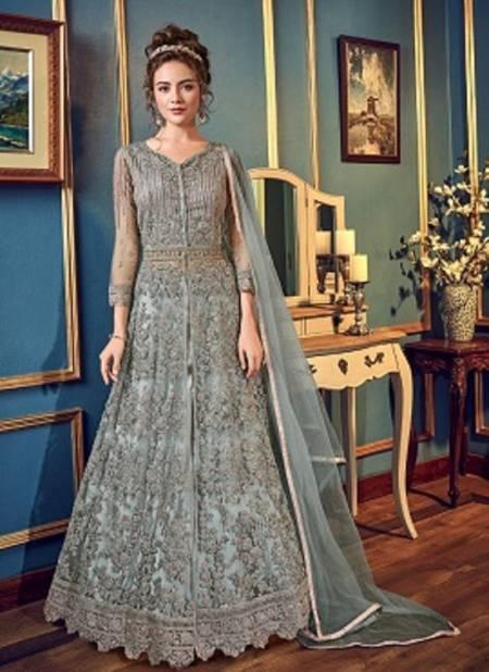 Julia Super Hit 4557 Colors Latest Heavy Embroidery Work Designer Wedding Wear Salwar Suit Collection