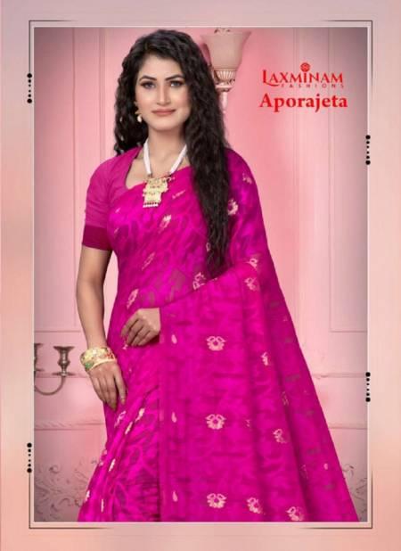 Kalista Aporajeta Latest Fancy Casual Wear Designer Cotton Silk Collection