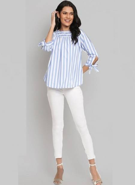 Ladyview Topsy 4 Fancy Casual Party Wear Western Top Collection