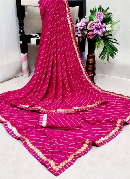Mahek 16 Latest Casual Wear Designer Festive Wear Georgette Saree Collection