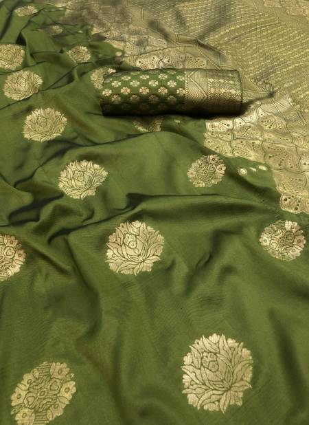 Niharika Silk 30 Latest Designer Wedding Wear Banarasi jacquard Saree Collection