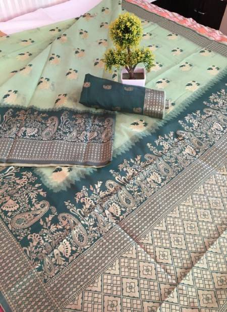 Niharika Silk 32 Exclusive Designer Banarasi Silk Festival Wear Saree Collection