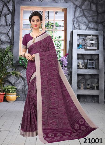 Nova 2 Soft Festival Wear Designer Soft Cotton Printed Saree Collection
