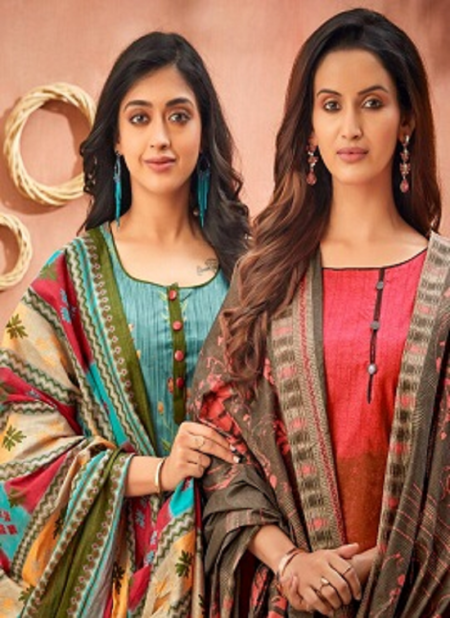 Oreana 2 Latest Fancy Designer Casual Wear Printed Cotton Dress Material Collection
