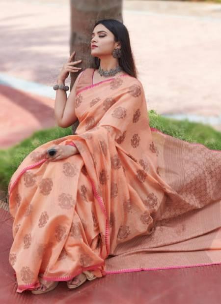 Rajyog Aneek Silk Casual Wear Latest  Fancy Cotton Saree Collection