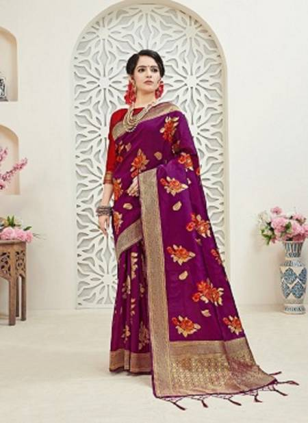 Ronisha Titan 8  Latest Premium Silk Designer Wedding Wear Festival Wear Saree Collection