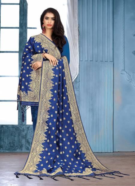 Sangam Silk Banarasi Dupatta 2 Collection Fabric And Beautiful Design Border