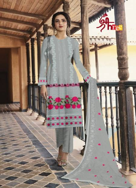 Shree Tex 138  Latest Heavy Embroidery Work Pakistani Salwar Suit collection