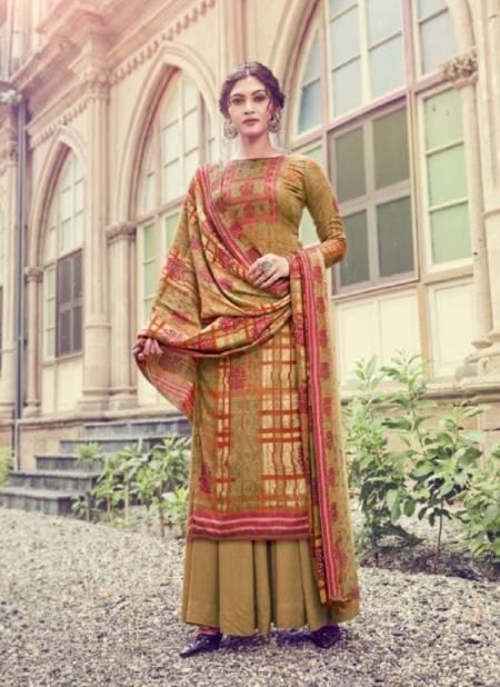 Siddhi Sagar Sofia Exclusive Wear Pashmina Printed Latest Collection