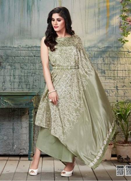 Smylee The Click Latest Designer Fancy Party Wear Stylish Long Heavy Kurtis Collection