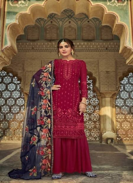 Super Hit 1222 Colors Fancy Festive Wear Heavy Fox Georgette With Heavy Embroidery Sequence Work Salwar Kameez Collection