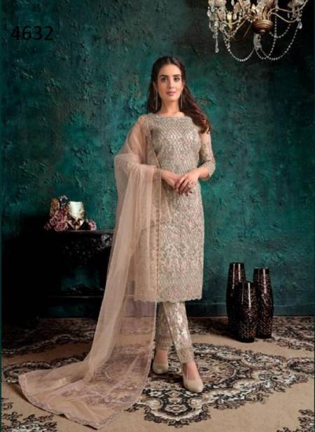 Super Hit 4632 Nx Latest Festive Wear Designer Heavy Salwar Kameez Collection
