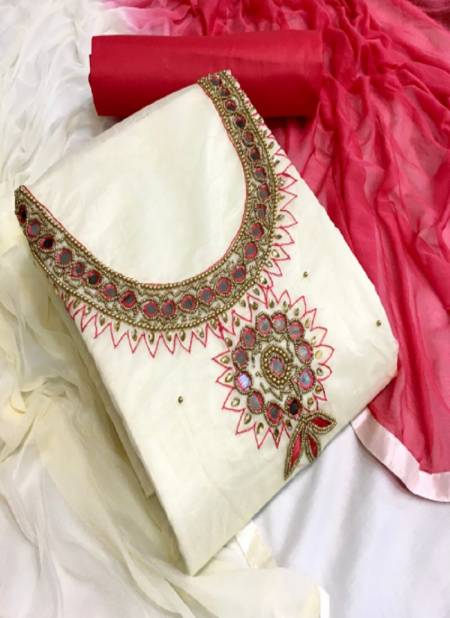 Tcvv Modal 5 Designer Heavy Casual Wear Dress Material Collection