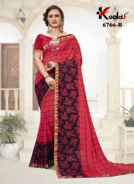 Vodka 4 Latest Fancy Designer Regular Wear Rennial Printed Sarees Collection