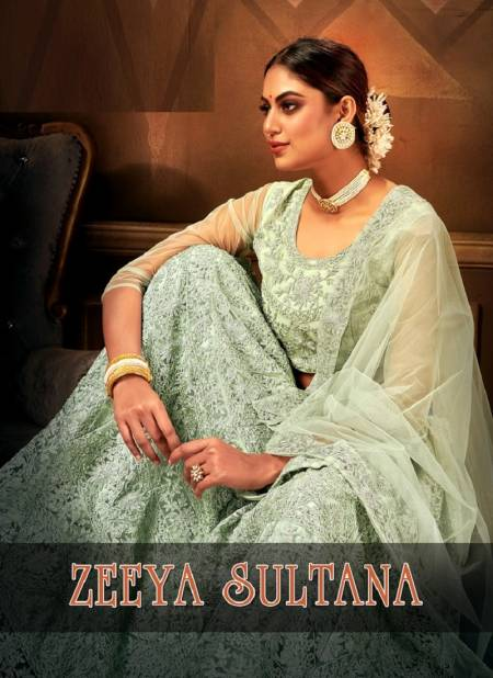 Zeeya Sultana 1001 Series Festive Wear Latest Designer Lehenga Collection