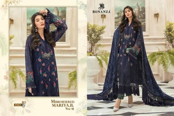 Volono Maria B embroidered vol-1 Pakistani Designer Salwar Suit Collections