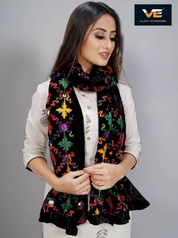 New Designer Stylish Naznin Dupatta Collection