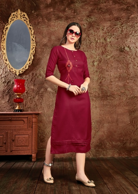 Seven Threads New Collection Of Designer Kurties
