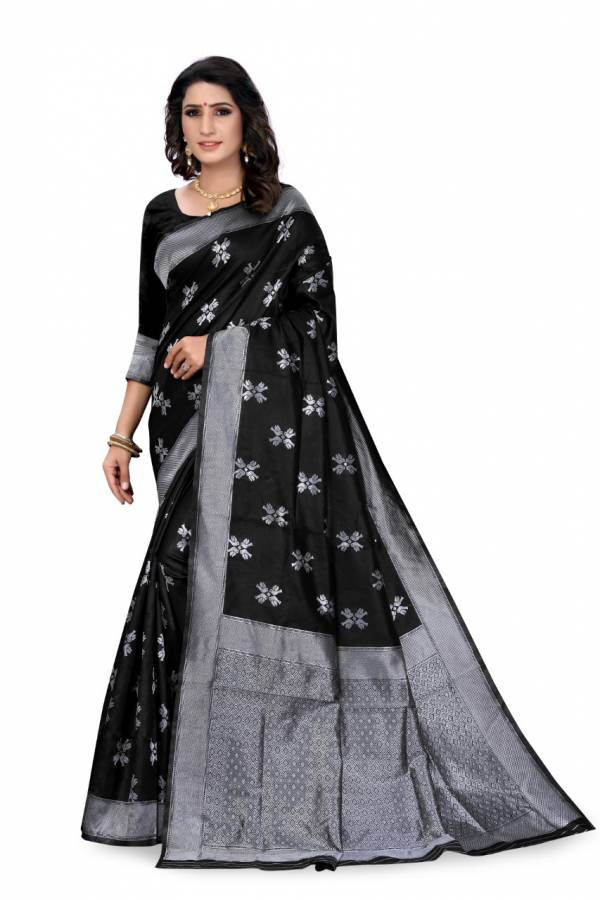 Latest Designer Party Wear Pure Silk Saree Collection