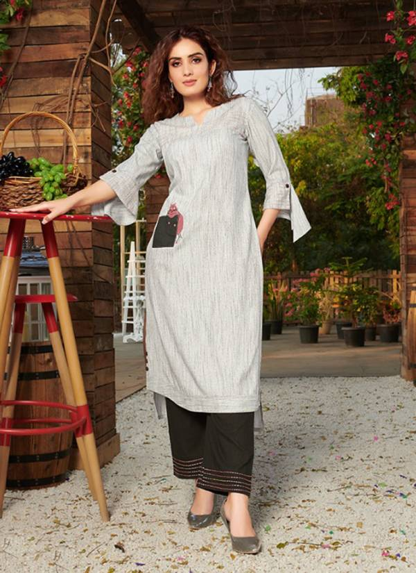 Seasons Cotton Party wear Kurtis