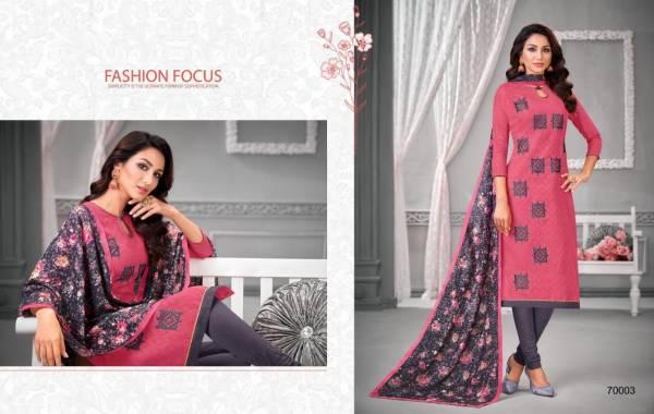 Dairy Don Vol - 24 Latest Designer Printed Casual Wear Salwar Suit With Chiffon Printed Dupatta