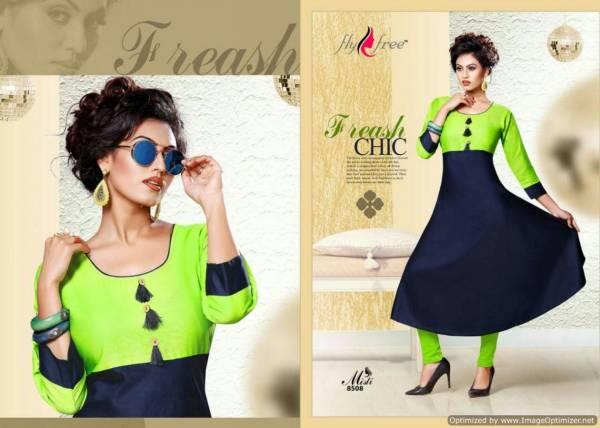 MISTY  VOL-1 Designer Regular Wear Cotton Satin Circle Neck Design Anarkli Kurti