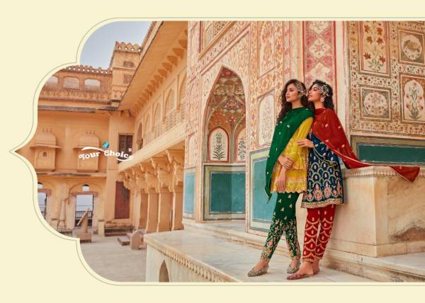 Y.c Maria B 2 Latest Fancy Festive Wear Blooming Georgette With Heavy Embroidery Work Designer Salwar Suits Collection